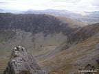 Descent towards Dale Head
