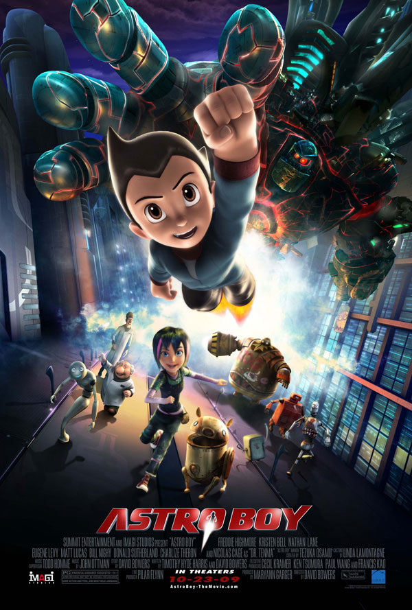 Watch THIS Instantly: Astro Boy (2009)