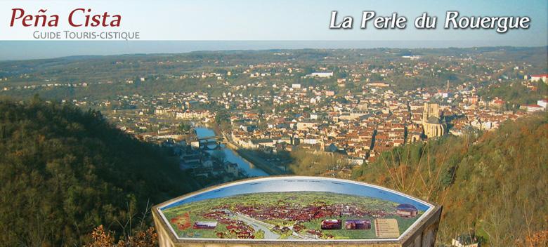 Aveyron : La perle du Rouergue Villefranche_icone