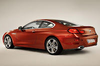 BMW 650i Coupe (2012) Rear Side
