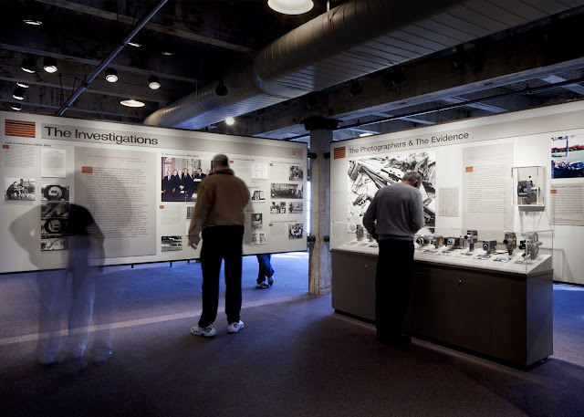 Exhibit: The Photographers. Sixth Floor Museum. From Who Killed JFK?