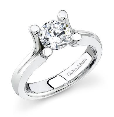 Tension Wedding Ring 28 Epic Tension Setting Ring Gelin