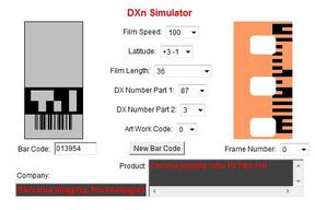 Solaris 100 a DXn Simulator adatbázisában