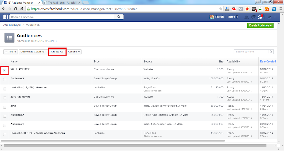 Facebook Remarketing for Better Advertisement Results.
