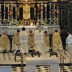 Fronleichnam - Pontifikalvesper - 07.06.2012