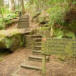 Galston Gorge Trackhead (327575)