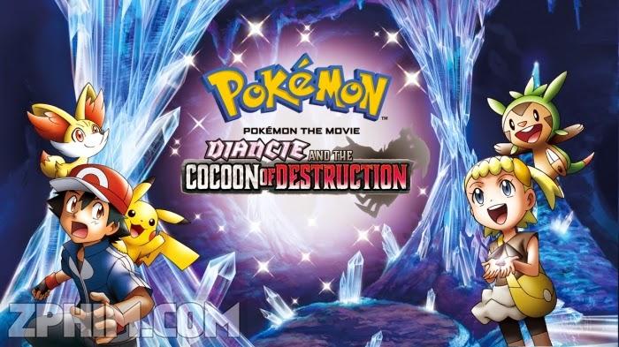 Ảnh trong phim Diancie Và Sự Hủy Diệt Từ Chiếc Kén - Pokemon Za Mûbî XY: Hakai no Mayu to Dianshî 1