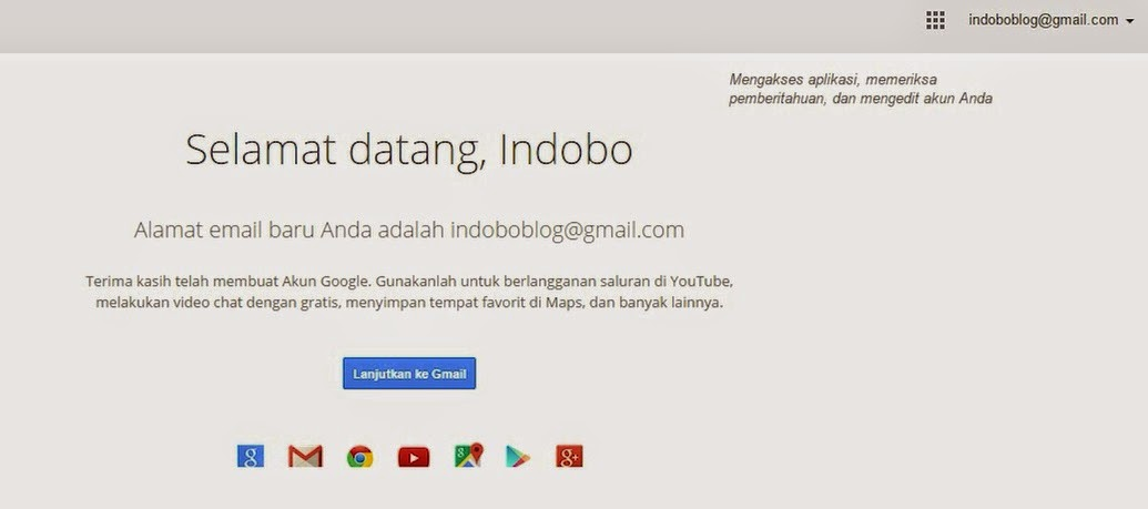 Tutorial Gmail - Cara Membuat Email di Gmail Gratis