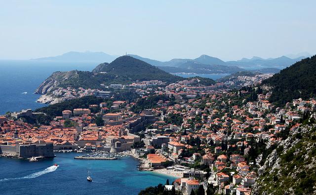 Cruises from the UK to Croatia