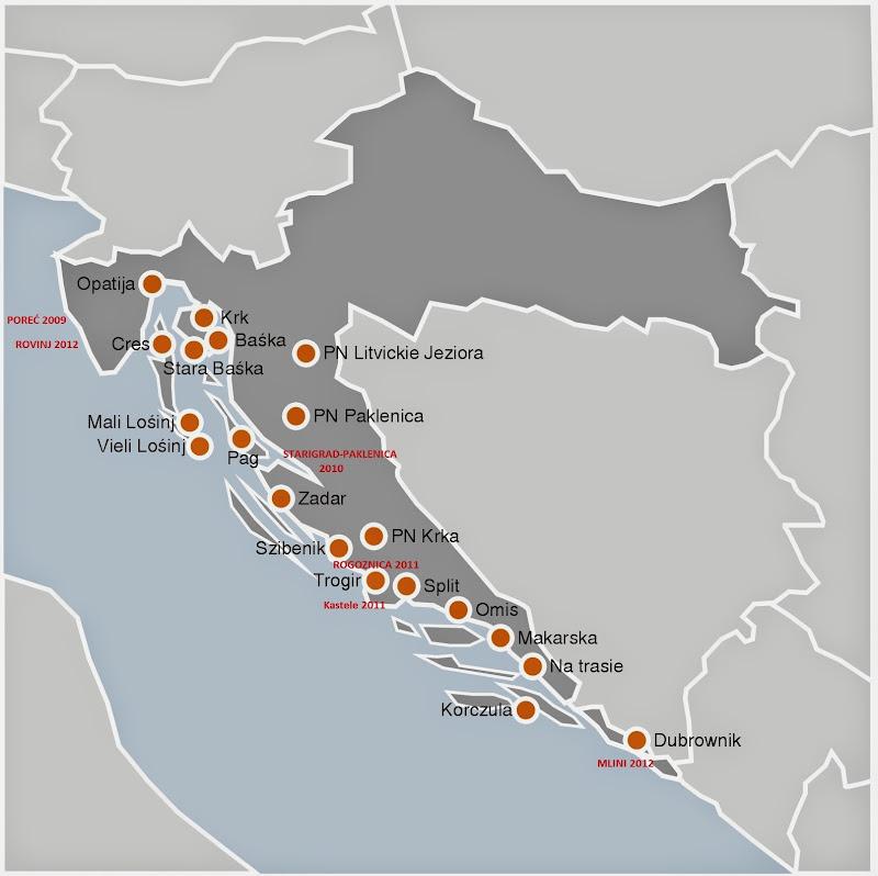 Chorwacja domki letniskowe gdańsk nad samym morzem chorwacja