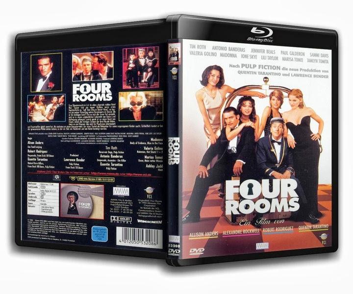 Four Rooms Tarantino Download Espa F Af Ac D