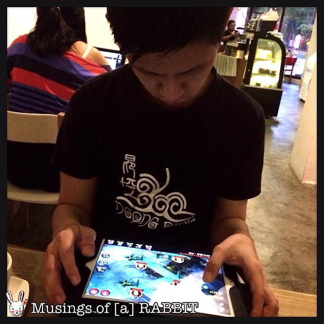 一代宗师 iPad game