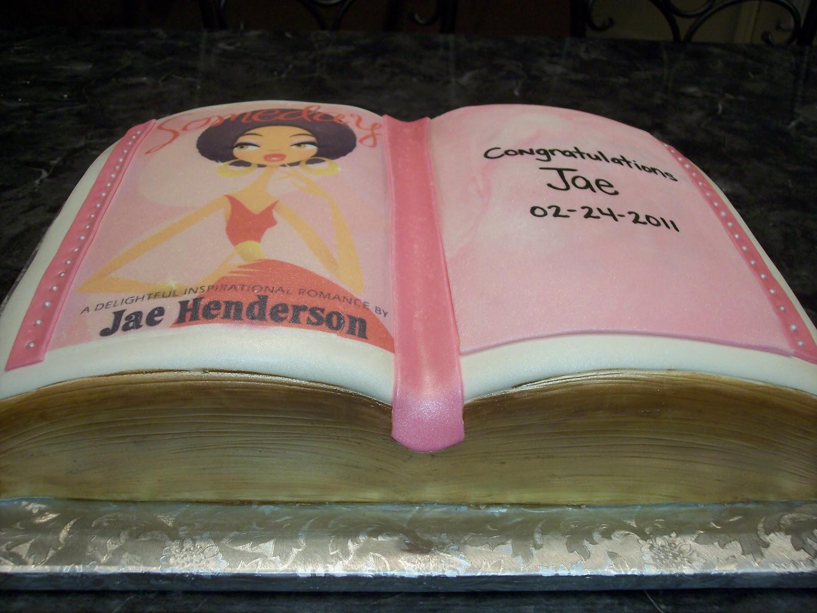 open book cake - HD1600×1200