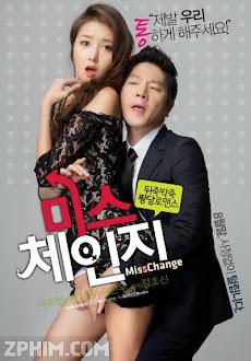Cô Hàng Xóm - Miss Change (2013) Poster