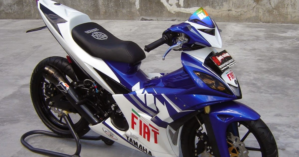 Modif Yamaha Enduro Modifikasi Motor Yamaha 2016  2017  2018 Best