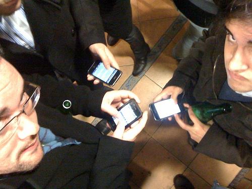 Eventos y redes sociales. ¿Escucho o tuiteo?, por Olga Casal