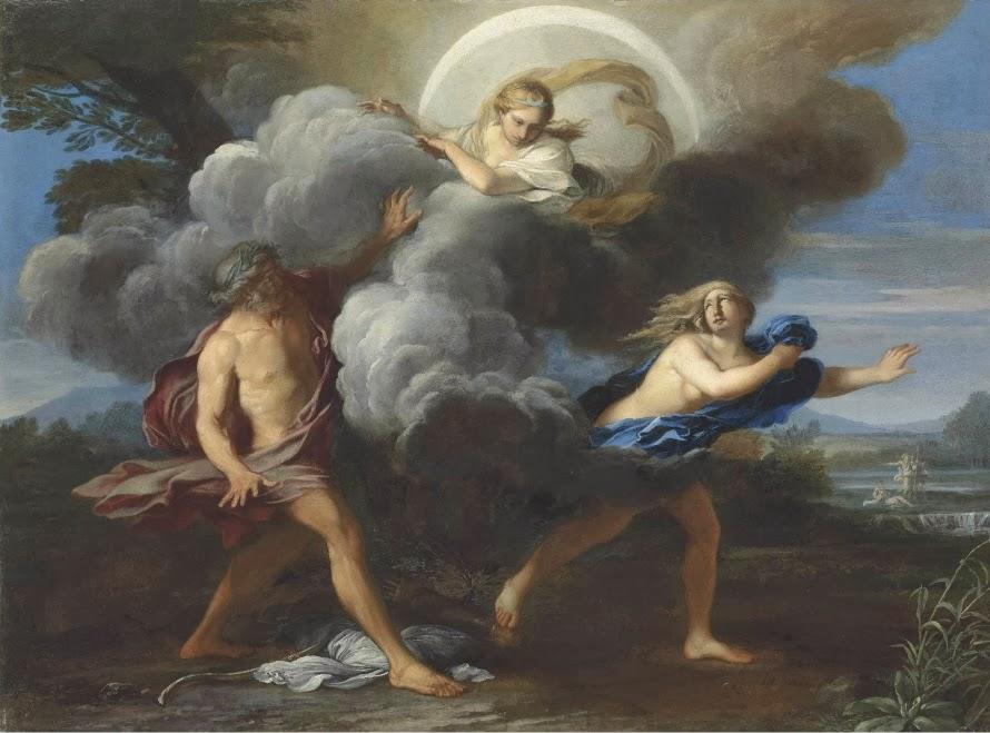 Carlo Maratta - Alpheus and Arethusa