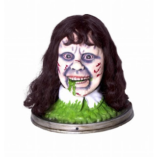 Exorcist Head Platter