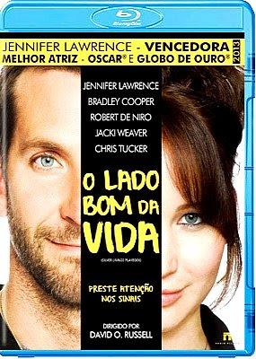 Filme Poster O Lado Bom da Vida BDRip XviD Dual Audio & RMVB Dublado