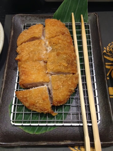 Cheese Kimukatsu - Kimukatsu at Shangri-la Plaza Mall