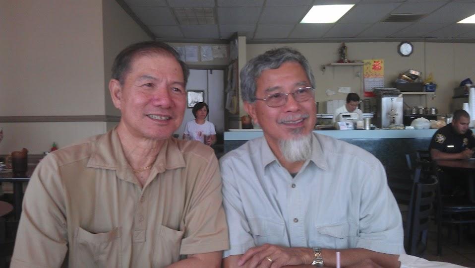 Huỳnh Bá Thanh và Minh Cà Hùm