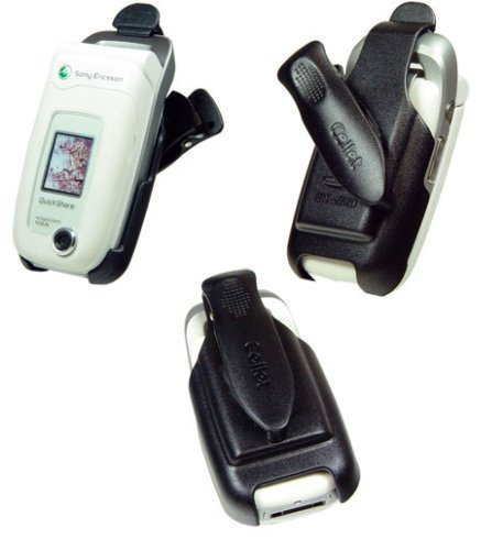 Cell Phone Holster for Sony Ericsson Z520/Z520a