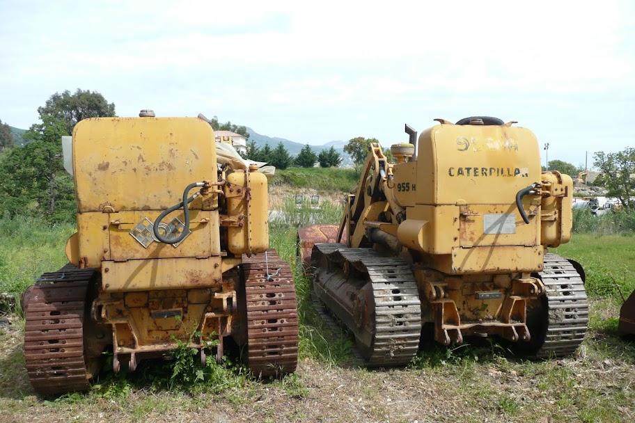 Bull Dozer 1/35è The Tank Workshop  Caterpillar-43
