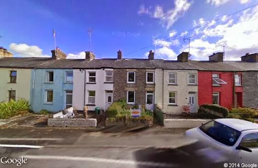 Houses in Pontrhydfendigaid
