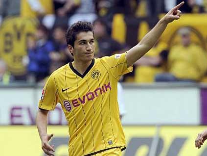 Bayern Monaco-Borussia Dortumund 1-3  gran gol di Sahin