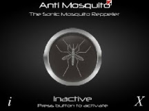 mosq Download Mosquito Buster, Application of Mosquito Repellent