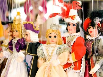 История кукольного театра История кукольного театра