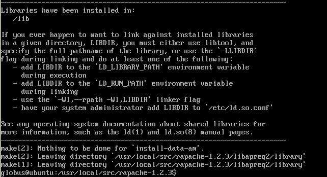 cara install rapache ubuntu server lucid lynx 10.04