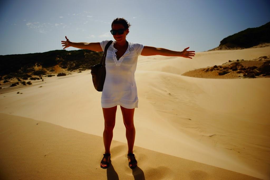 dunas playa de bolonia, Tarifa