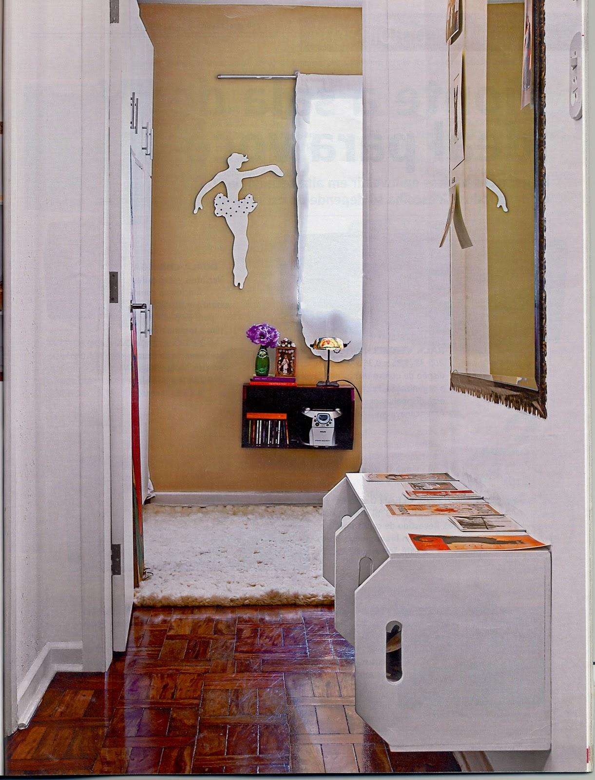 PotPourri da Karen Decoração com caixotes de feira -> Armario De Banheiro Com Caixa De Feira