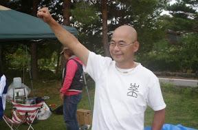松坂さん提供 K-1MAC特注バージョンジャンケン1