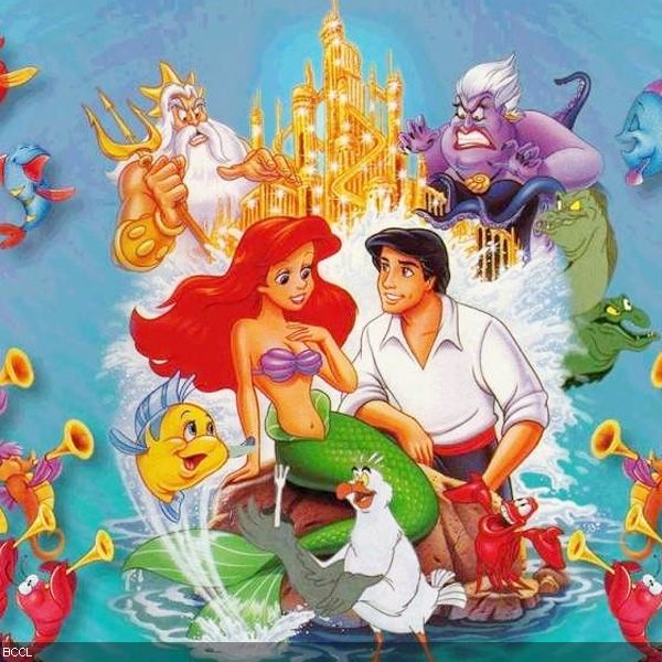 the little mermaid disneys the little mermaid male