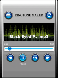Ringtone Hp Blackberry