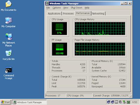 TinyXP 任务管理器