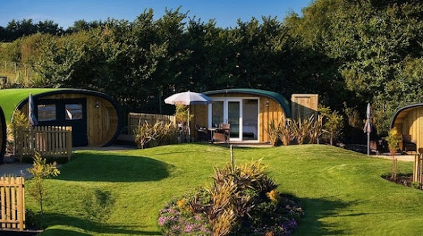 Bungalows glamping - Camping con glamour