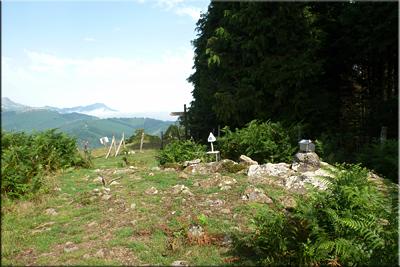 Cima norte de Motxotegi