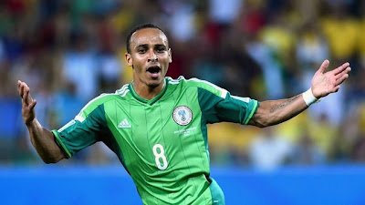 Nigeria football news,Odemwingie Targets Return Before End Of Season, Not In A To ExtendStoke Stay