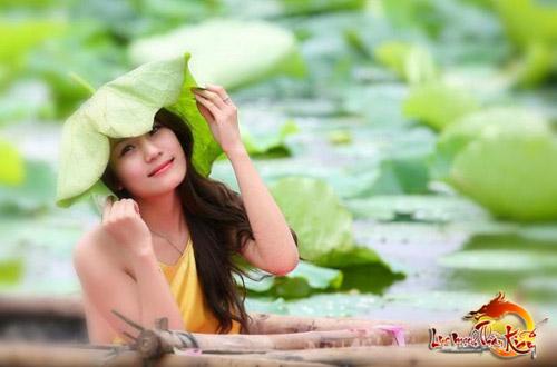 Sunsoft trao giải cho Miss Lục Mạch Thần Kiếm 2012 6
