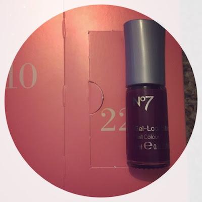 No7 Gel Look Nail Colour