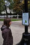 Bruxelles: parc de Bruxelles
