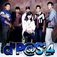 D'P@S'4 (The Faspor) - Menangislah Karena Dosa Lyrics
