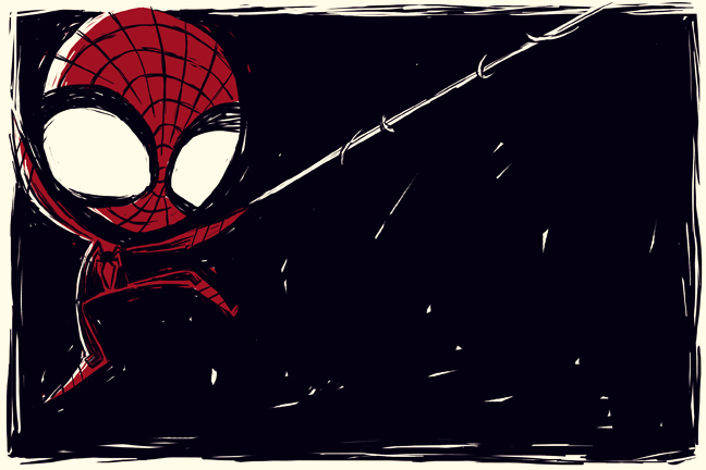 spiderman, spider-man, ultimate spiderman, spiderman comic, spiderman comic book, spiderman movie, spiderman fanart, spiderman art, goth spiderman, emo spiderman, spiderman sketch