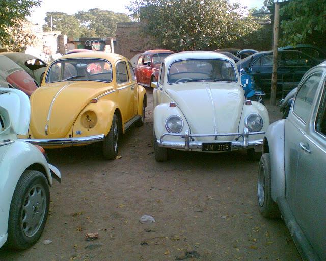 Volkswagen Club of Pakistan (VWCOP) - Beetle2525202525288252529