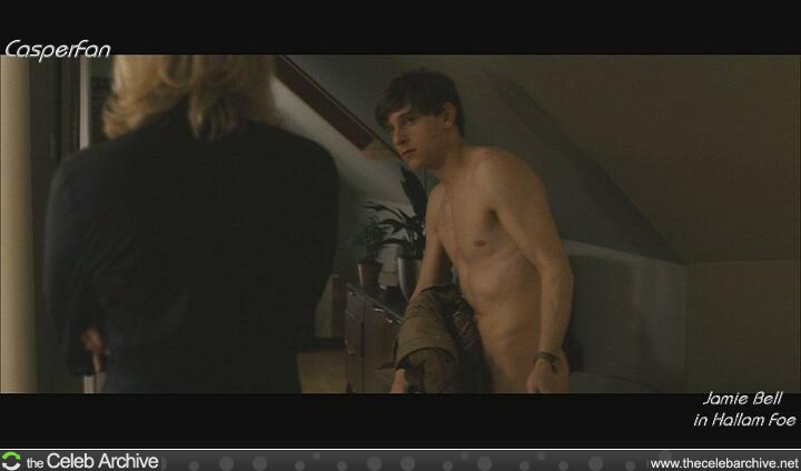 Jamie bell naked pics