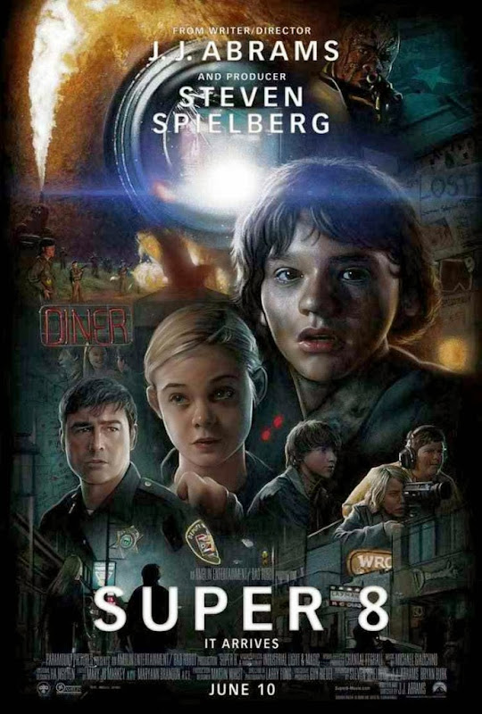 Poster Of Super 8 (2011) Full Movie Hindi Dubbed Free Download Watch Online At alldownloads4u.com