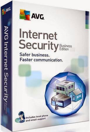 AVG Internet Security Business Edition 2013 13.0 Build 3392a6523 Final (x86/x64) [Multi]